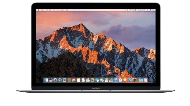 Лучший ноутбук 2017 - Apple MacBook 12-inch (2016)
