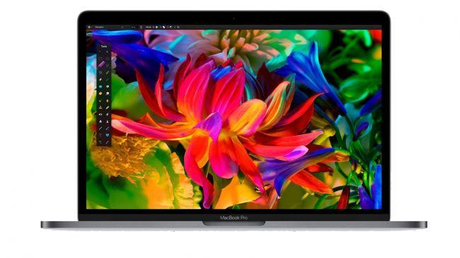 Лучший ноутбук 2017 - Apple Macbook Pro with Touch Bar
