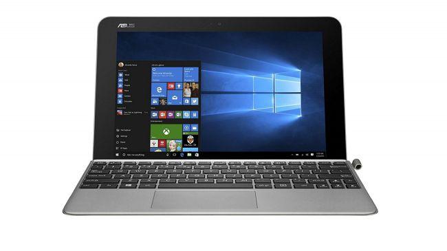 Лучший ноутбук 2017 - Asus Transformer Mini T102HA
