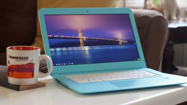 Хромбук HP Chromebook 14
