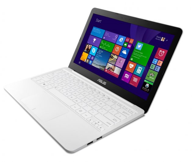 Бюджетный ноутбук Asus EeeBook X205TA