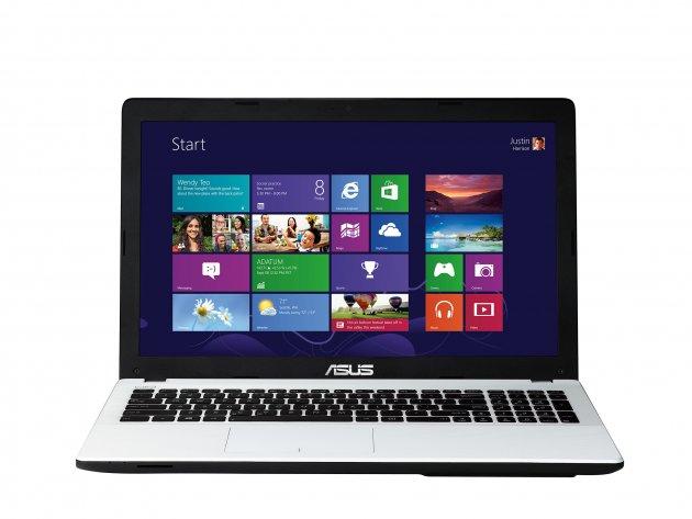 Бюджетный ноутбук Asus X551MAV