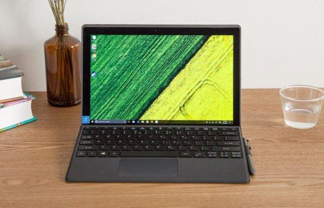Лучший планшет на Windows - Acer Switch 3