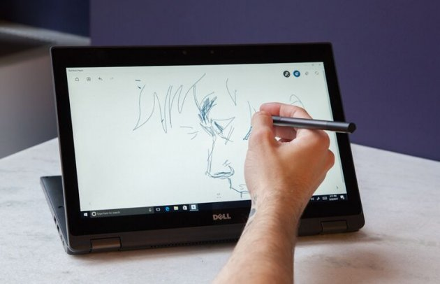 Лучший планшет на Windows - Dell Latitude 5289