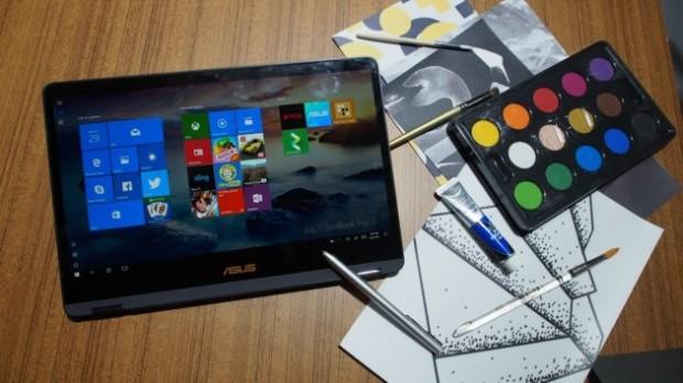 Обзор ASUS ZenBook Flip S UX370