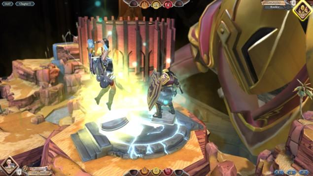 Лучшие игры для ноутбуков - Chronicle RuneScape Legends
