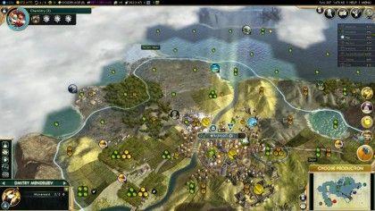 Лучшие игры для ноутбуков - Civilization V