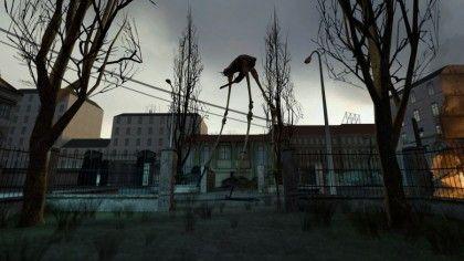 Лучшие игры для ноутбуков - Half-Life 2