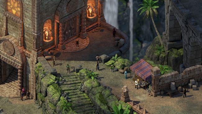 Лучшие игры для ноутбуков - Pillars of Eternity 2 Deadfire