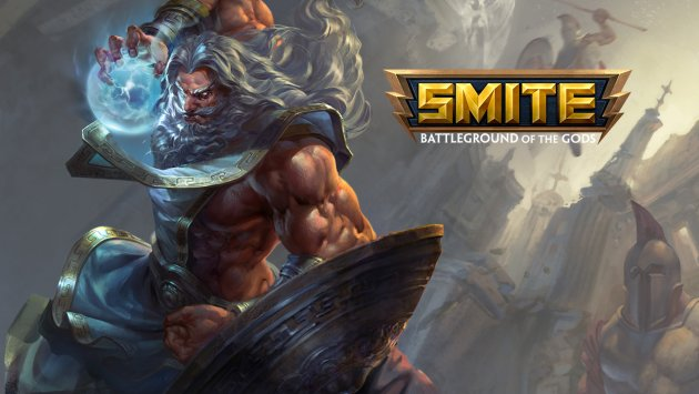 Лучшие игры для ноутбуков - Smite