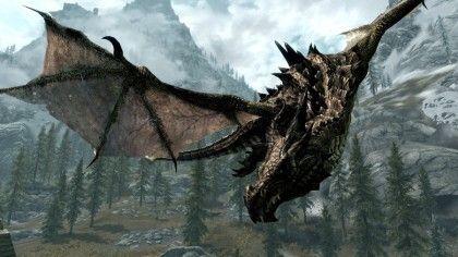 Лучшие игры для ноутбуков - The Elder Scrolls Skyrim