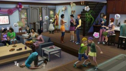 Лучшие игры для ноутбуков - The Sims 4