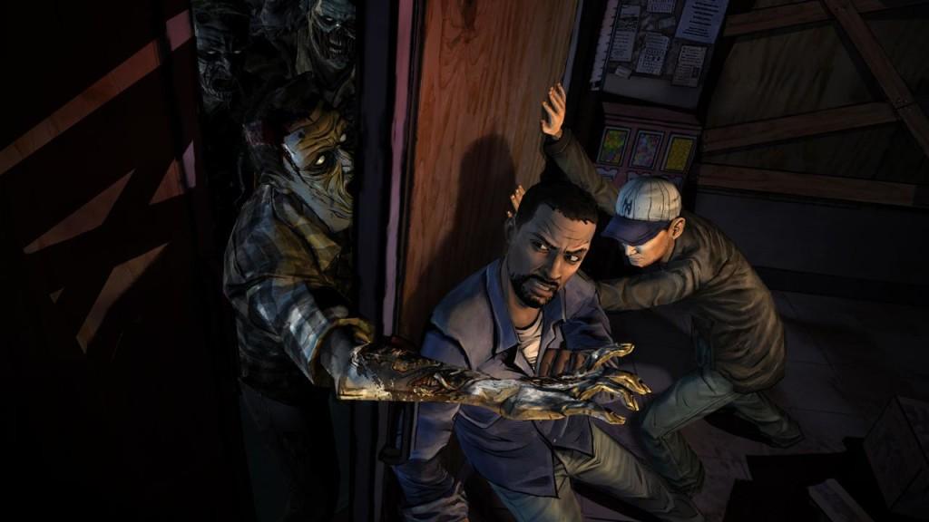 Лучшие игры для ноутбуков - The Walking Dead