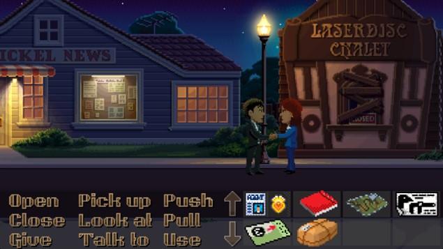 Лучшие игры для ноутбуков - Thimbleweed Park