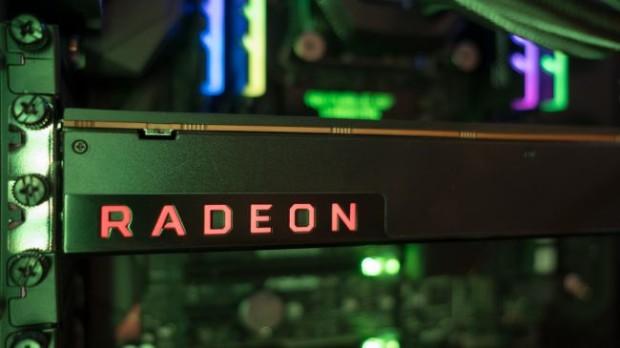 Видеокарта AMD Radeon RX Vega 64