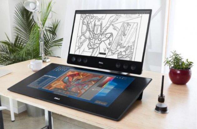 Планшет Dell Canvas 27