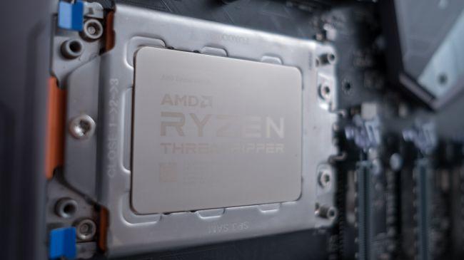 Процессор AMD Ryzen Threadripper 1950X