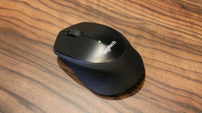Лучшие мыши - Logitech M330 Silent Plus