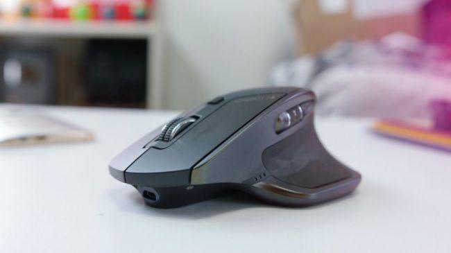 Лучшие мыши - Logitech MX Master