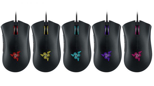Лучшие мыши - Razer DeathAdder Chroma