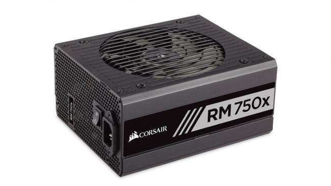 Лучший блок питания Corsair RM750x