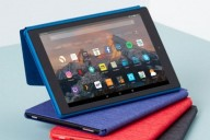 Новый Amazon Fire HD 10 (2017)
