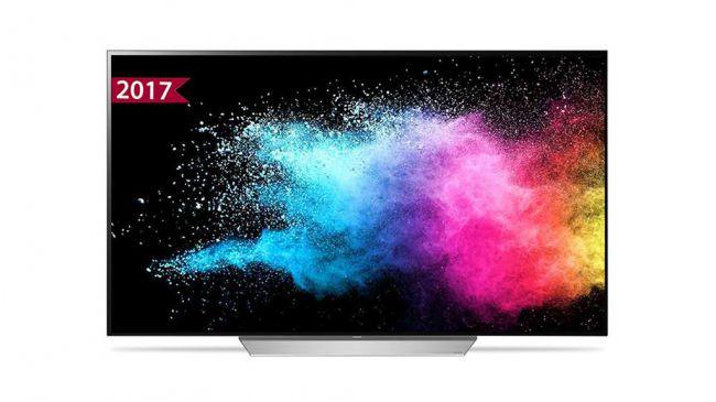Лучший телевизор - LG C7 OLED Series (2017)