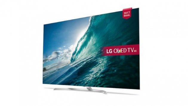 Лучший телевизор - LG OLEDB7 Series (2017)