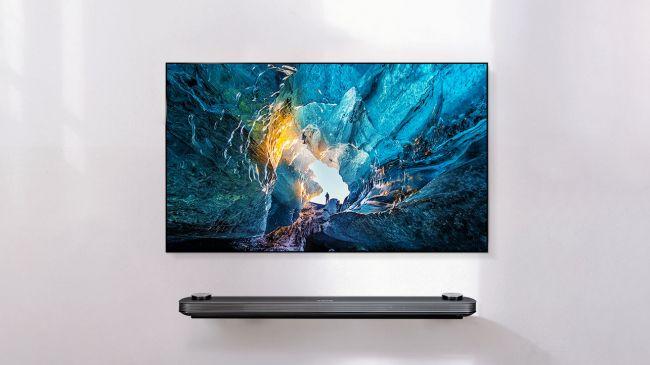 Лучший телевизор - LG Signature Series W7 OLED (2017)