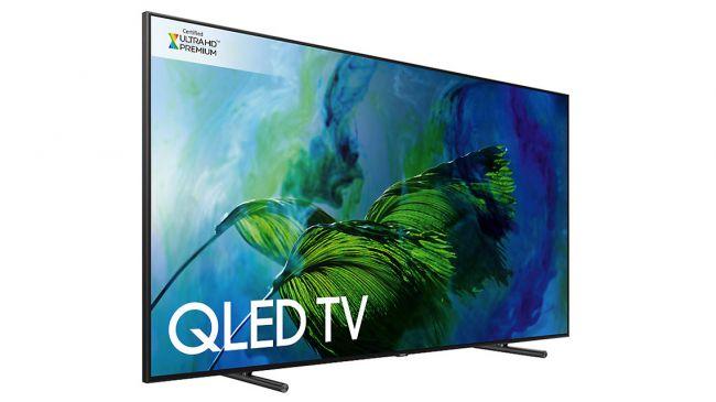 Лучший телевизор - Samsung QLED Q9F (2017)
