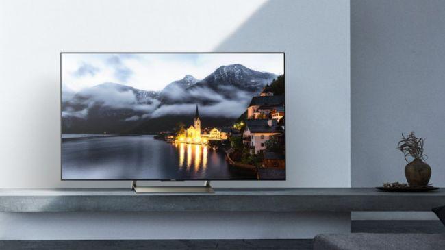 Лучший телевизор - Sony Bravia XBR-X900E Series (2017)