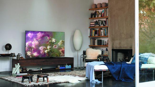 Лучший 4К телевизор - Samsung Q9FN QLED TV