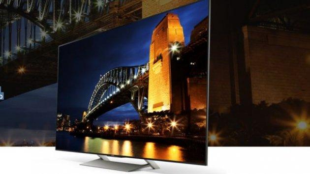 Лучший 4К телевизор - Sony Bravia XE90