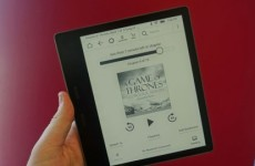 Обзор Amazon Kindle Oasis (2017)