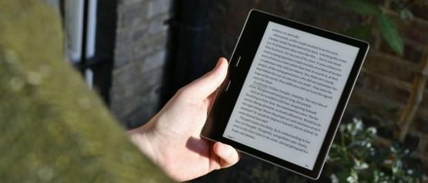 Обзор Amazon Kindle Oasis (2017)