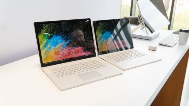 Обзор Microsoft Surface Book 2
