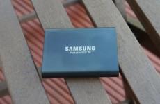 Обзор Samsung T5 SSD
