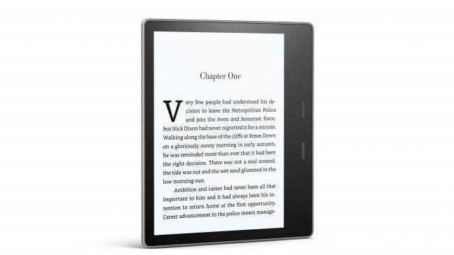 Планшет Amazon Kindle Oasis (2017)