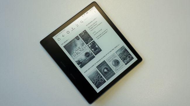 Электронная книга Kindle Oasis (2017)