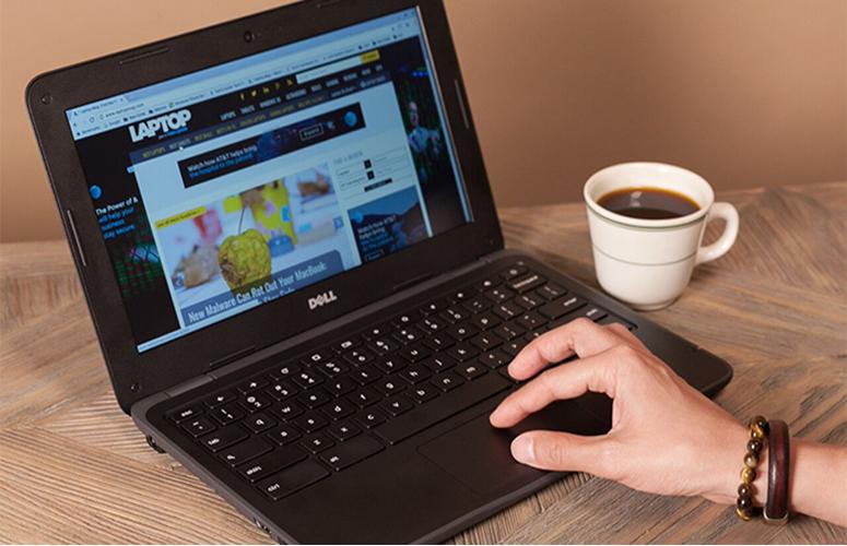 Лучшие ноутбуки Dell - Dell Chromebook 3180