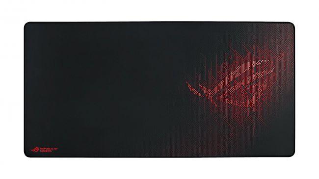 Лучший игровой коврик - Asus ROG Scabbard