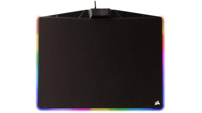 Лучший игровой коврик - Corsair MM800 RGB Polaris
