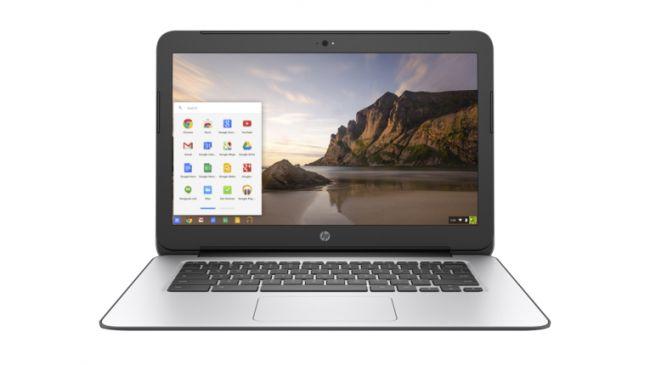 Лучший ноутбук HP - HP Chromebook 14 G4