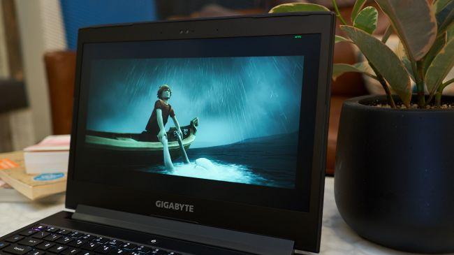 Игровой ноутбук Gigabyte Aero 14