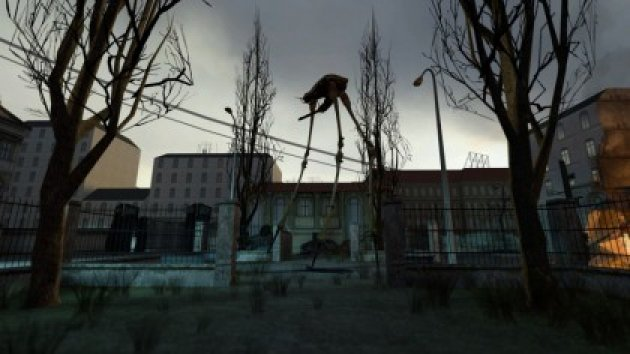 Лучшие игры для ноута - Half-Life 2