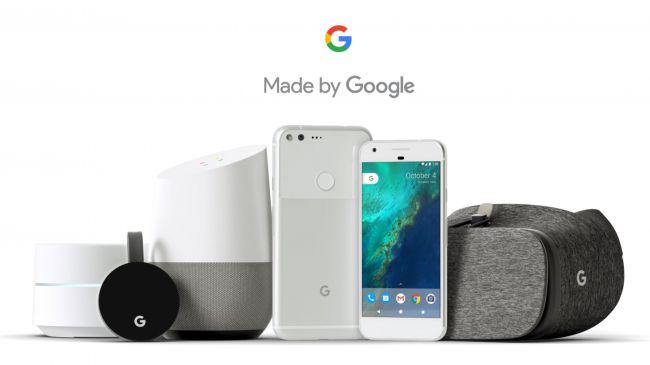 Google на CES 2018