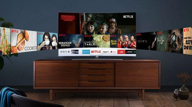 QLED ТВ от Samsung (4K HDR)