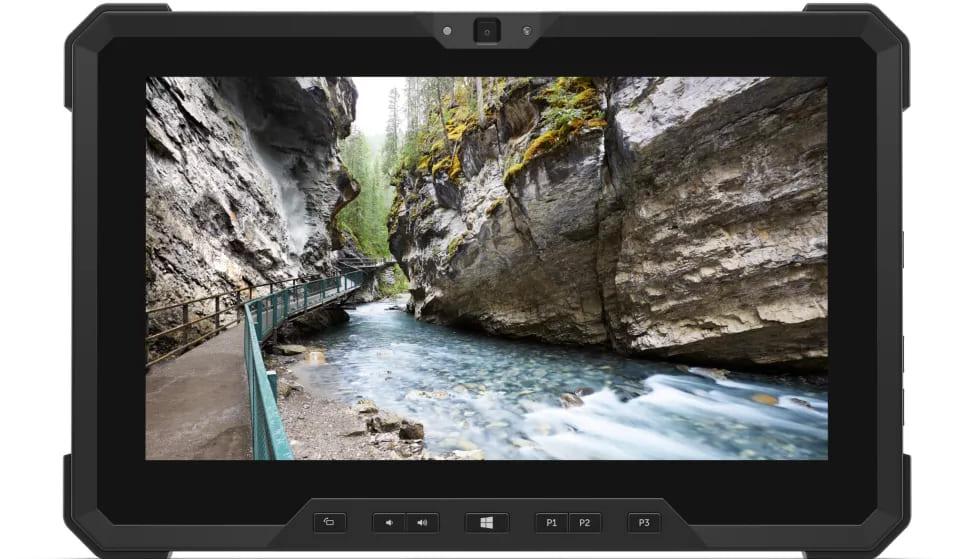 Защищенный планшет Dell Latitude 7212