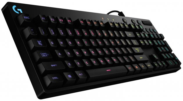 Клавиатура Logitech G810 Orion Spectrum