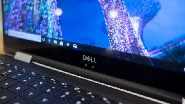 Ноутбук Dell XPS 15 2 in 1 (2018)